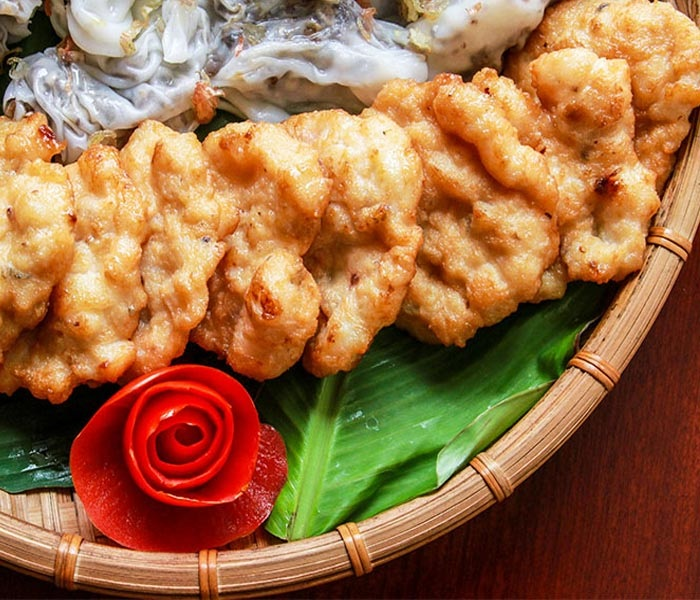 Chả mực Hạ Long - Quảng Ninh