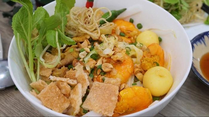 Mì Quảng đặc sản Quảng Nam