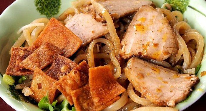 Món ăn đặc sản miền Trung