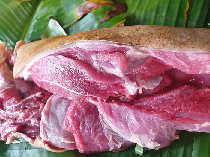 Thịt dê tươi Ninh Bình